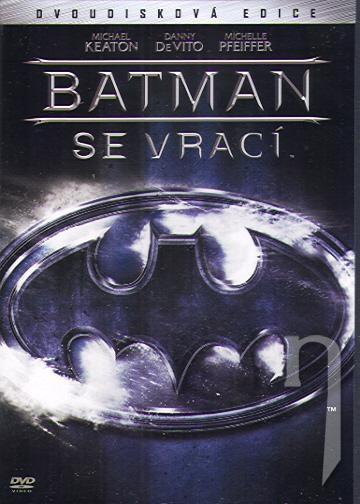 DVD Film - Batman sa vracia S.E. (2 DVD)