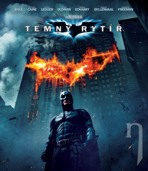 BLU-RAY Film - Batman: Temný rytier