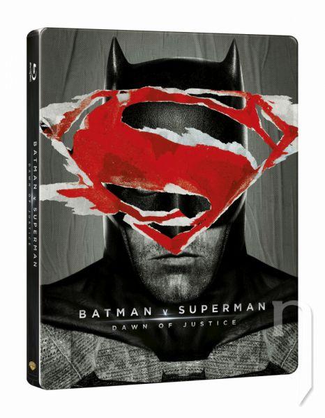 BLU-RAY Film - Batman vs. Superman: Úsvit spravedlnosti