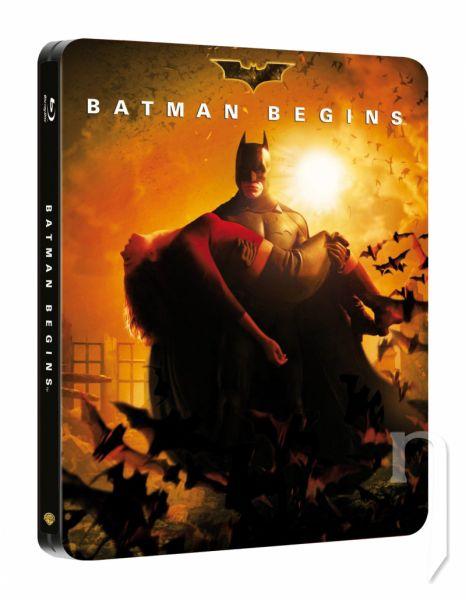 BLU-RAY Film - Batman začíná