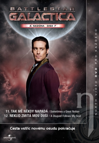 258fd72e1 DVD Film ~ Battlestar Galactica 4/34 ~ E. James, J. Callis, A ...
