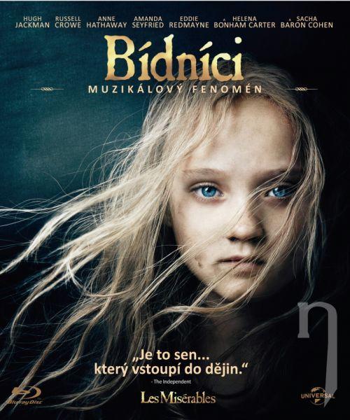 BLU-RAY Film - Bídníci