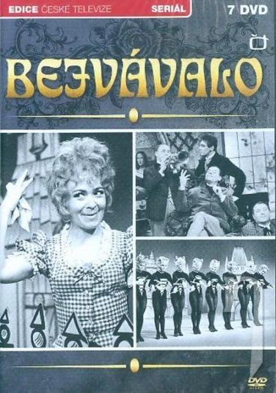 DVD Film - Bejvávalo - písničky ze  starých Čech (7 DVD)