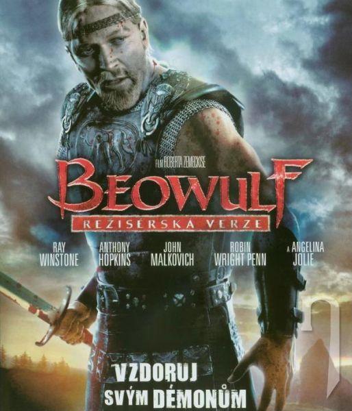 BLU-RAY Film - Beowulf režisérská verze