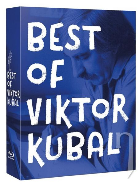 BLU-RAY Film - Best of Viktor Kubal (3 Bluray)