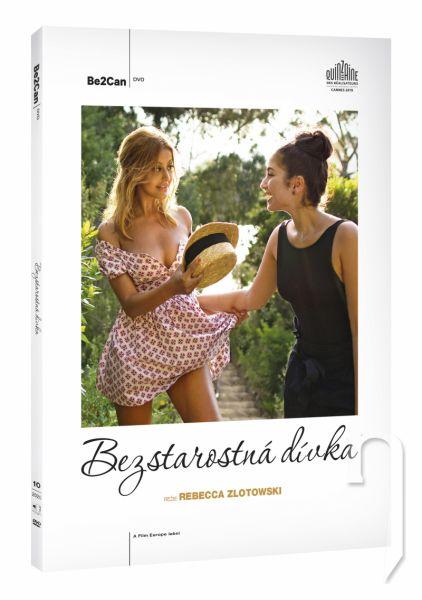 DVD Film - Bezstarostná dívka