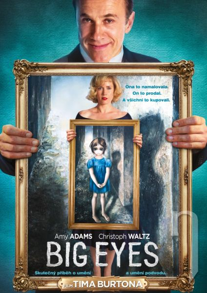 DVD Film - Big Eyes