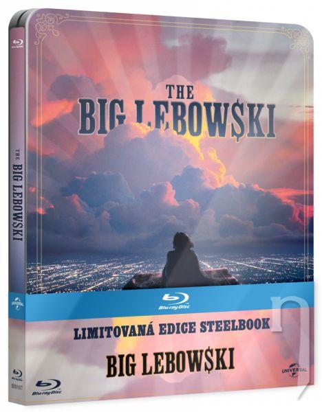 2c4b0ed44 BLU-RAY Film ~ Big Lebowski - Steelbook ~ J. Bridges, J. Moore, S ...