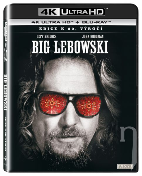 c98973e72 BLU-RAY Film ~ Big Lebowski (UHD + BD) ~ J. Bridges, J. Moore, S ...