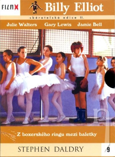 DVD Film - Billy Elliot (filmX)
