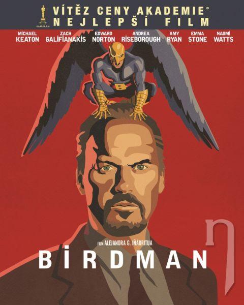 BLU-RAY Film - Birdman