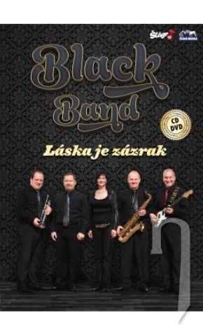 DVD Film - Black Band - Láska je zázrak 1CD+1DVD