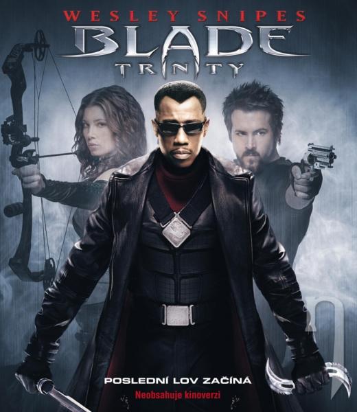 BLU-RAY Film - Blade 3: Trinity