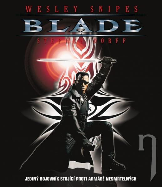 BLU-RAY Film - Blade