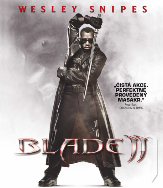BLU-RAY Film - Blade II