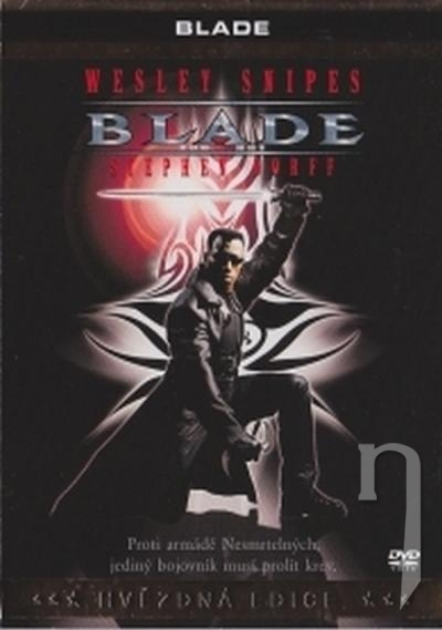 DVD Film - Blade (pap. box)