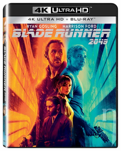 BLU-RAY Film - Blade Runner 2049