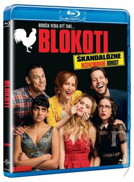 BLU-RAY Film - Blokoti