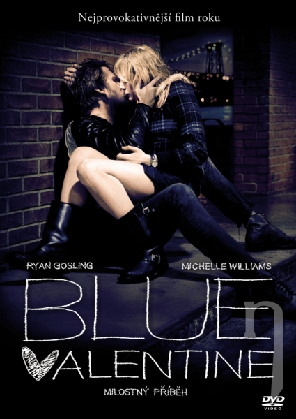 DVD Film - Blue Valentine