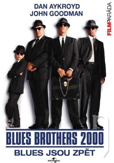 DVD Film - Blues Brothers 2000 (digipack)