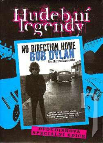 DVD Film - Bob Dylan : No Direction Home  Hudebné  2dvd