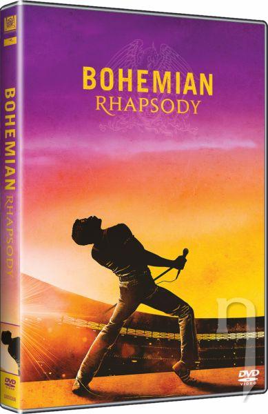 DVD Film - Bohemian Rhapsody