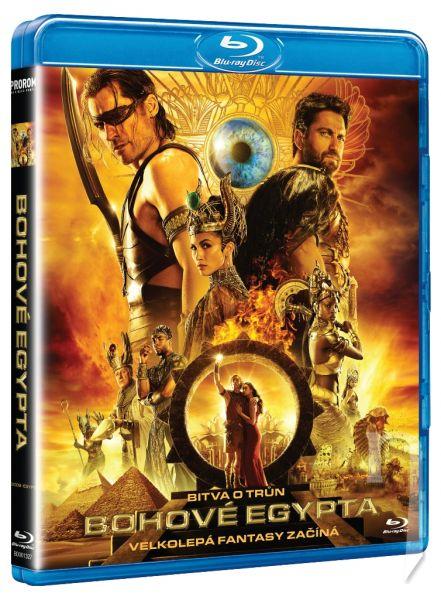 BLU-RAY Film - Bohové Egypta