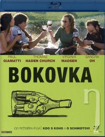 BLU-RAY Film - Bokovka (Blu-ray)