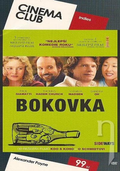 DVD Film - Bokovka (pap. box)