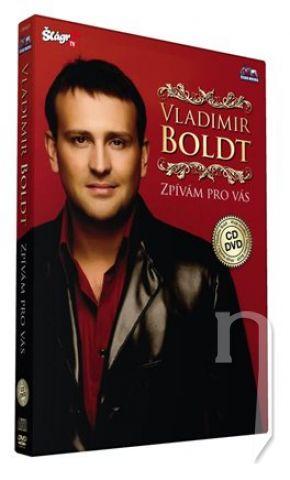 DVD Film - BOLDT VLADIMÍR - Zpívám pro Vás (1cd+1dvd)