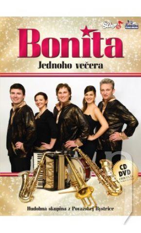 DVD Film - Bonita - Jednoho večera 1 CD + 1 DVD