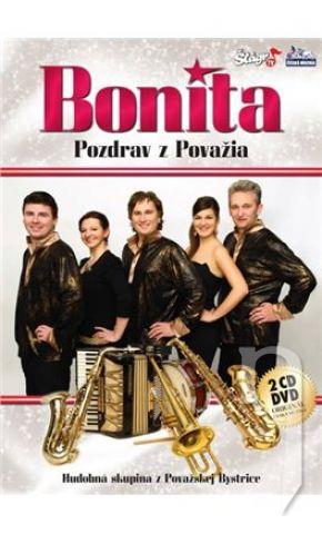 DVD Film - BONITA - Pozdrav z Považia 2 CD + 1 DVD