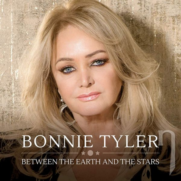 CD - BONNIE TYLER - BETWEEN THE EARTH AND THE STARS