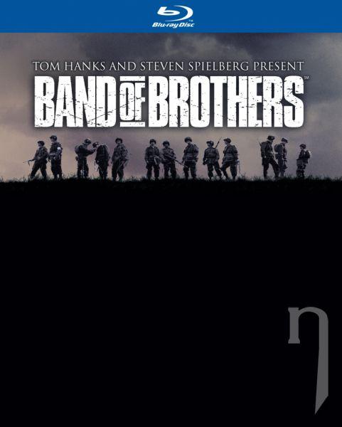 BLU-RAY Film - Bratrstvo neohrožených (5 Bluray)