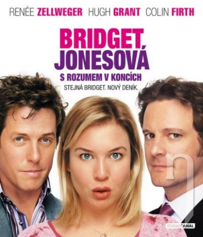 BLU-RAY Film - Bridget Jones: S rozumom v koncoch (Bluray)