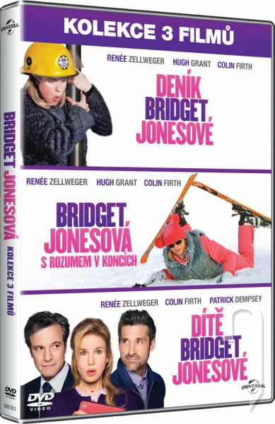 DVD Film - Bridget Jones (3 DVD)
