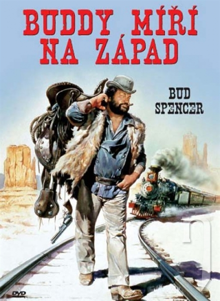 DVD Film - Buddy míří na Západ