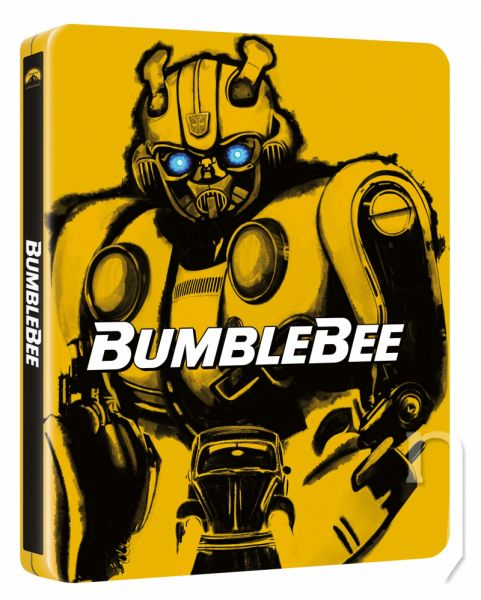 BLU-RAY Film - Bumblebee - steelbook