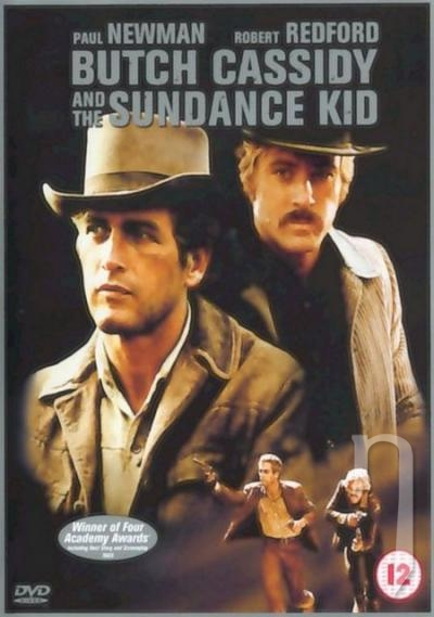 DVD Film - Butch Cassidy a Sundance Kid (pap. box)