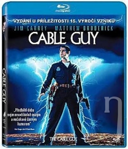 BLU-RAY Film - Cable guy (Bluray)