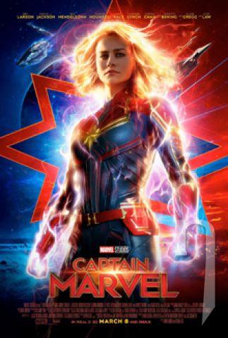 DVD Film - Captain Marvel
