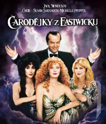 BLU-RAY Film - Čarodejnice z Eastwicku (český dabing) (Bluray)
