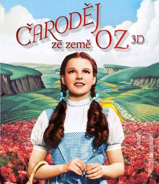 BLU-RAY Film - Čaroděj ze země Oz