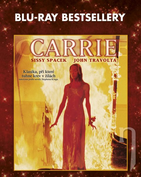 BLU-RAY Film - Carrie (1976)