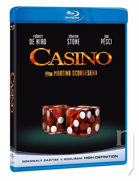 BLU-RAY Film - Casino (Bluray)