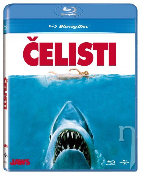 BLU-RAY Film - Čeľuste