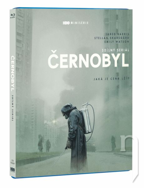 BLU-RAY Film - Černobyl (2Bluray)