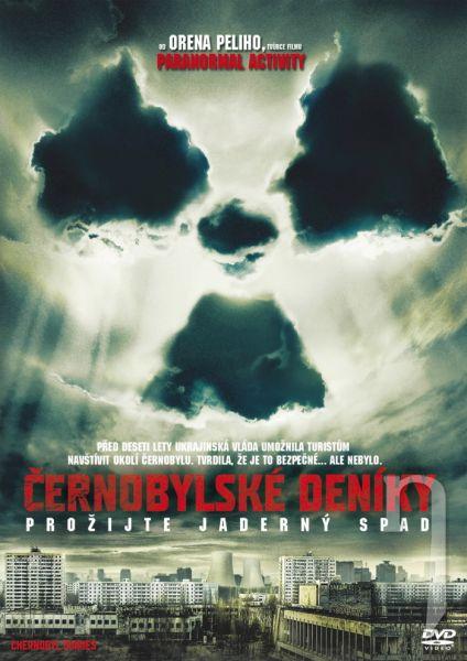 DVD Film - Černobyľské denníky