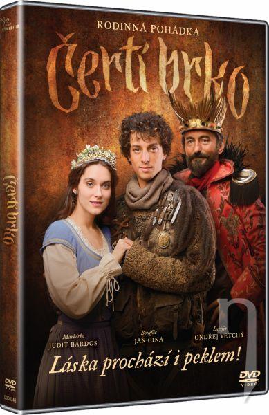 DVD Film - Čertí brko