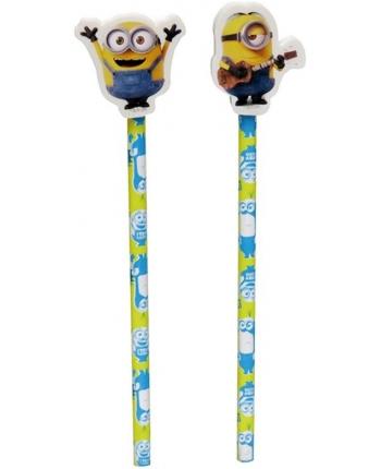 Ceruzka s gumou Mimoni